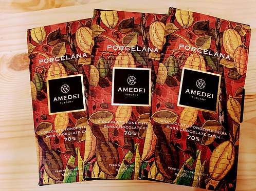 Cioccolato Amedei Porcelana 50g