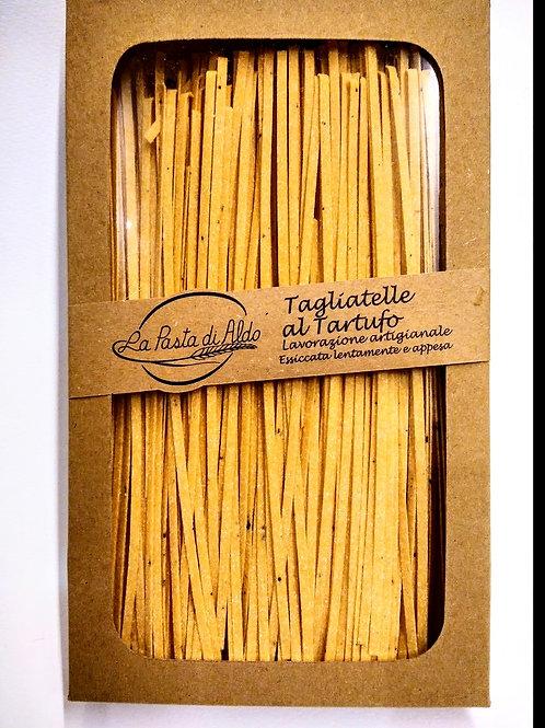Tagliatelle al Tartufo 250 gr - La pasta di Aldo