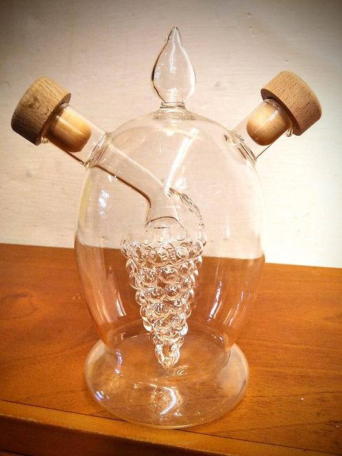Ampolla piccola per olio e aceto- La Rocca