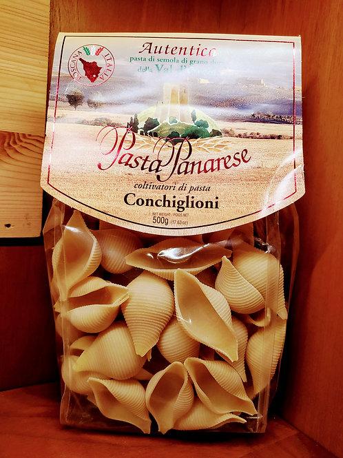 Conchiglioni 500g - Pasta Panarese