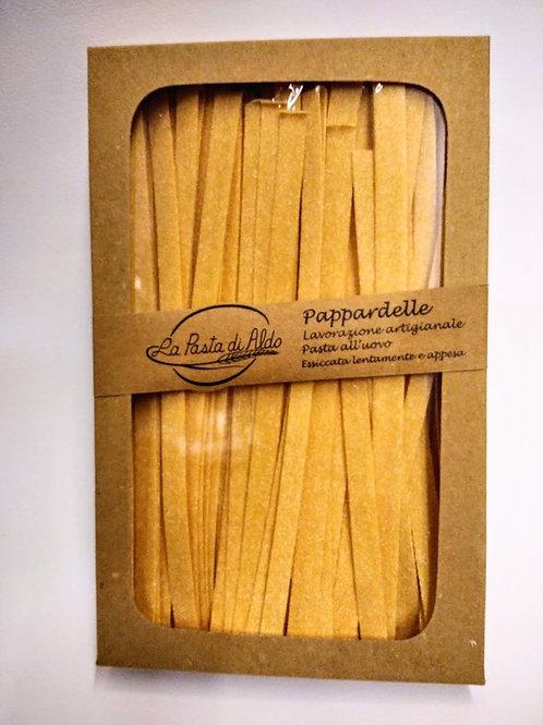 Pappardelle gr 250 - la Pasta di Aldo
