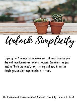 Podcast coversheet unlock simplicity.jpg
