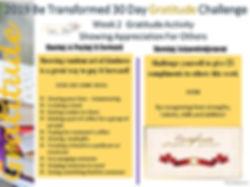 Gratitude Challenge Week 2 Activities.jp