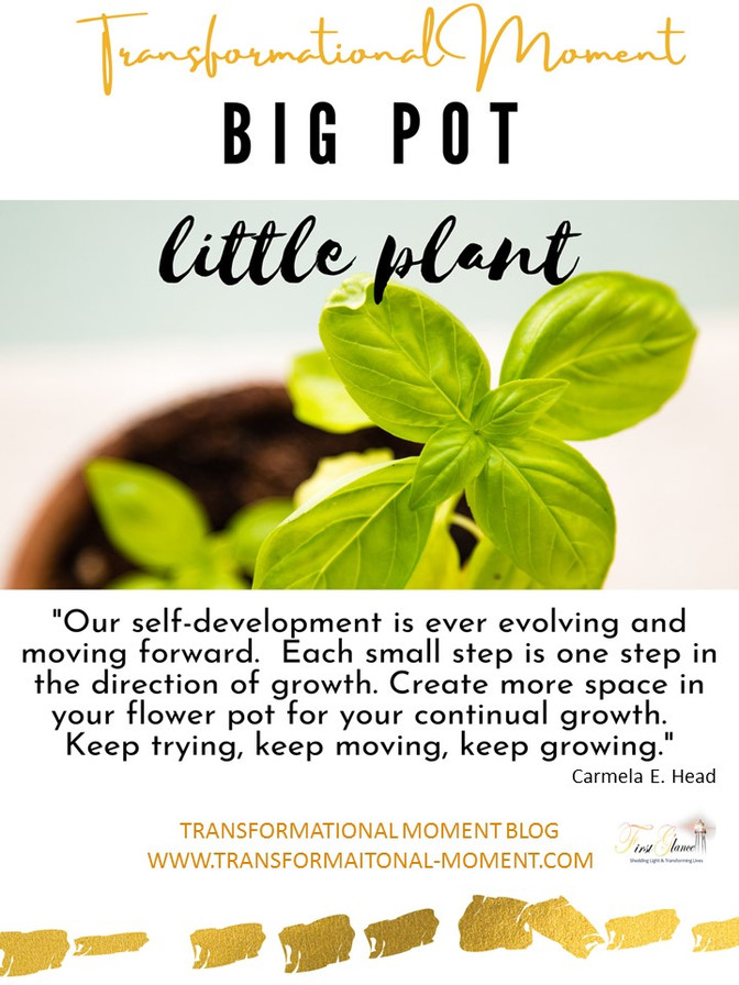 Room To Grow: Extending Grace