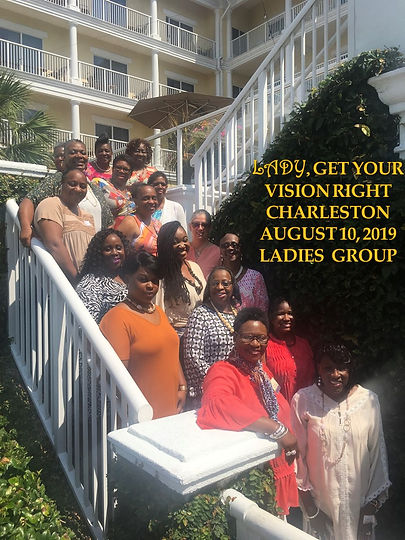 Lady, Get Your Vision Right Charleston L