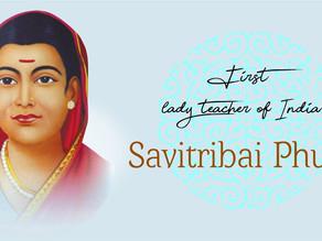 Birth Anniversary Of Savitribai Phule : A Pioneer In Women's Education