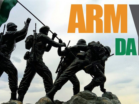Army Day : History And Life Lessons