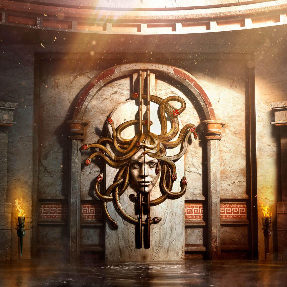 Beyond Medusas Gate