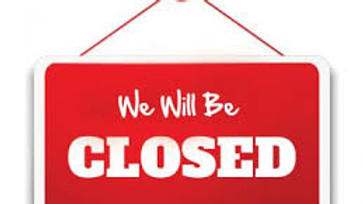 Labor Day-Church Office Closed