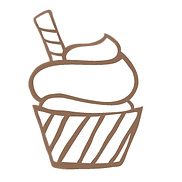 Image of a Cupcake graphic