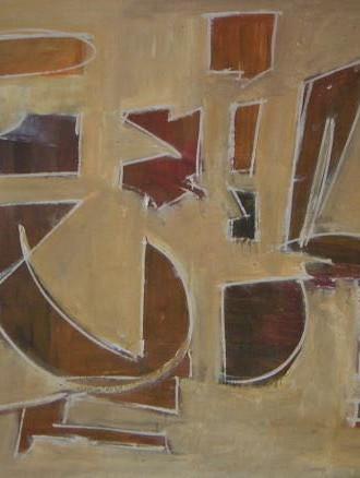 "48"" x 60"" 2006 Oils on canvas"