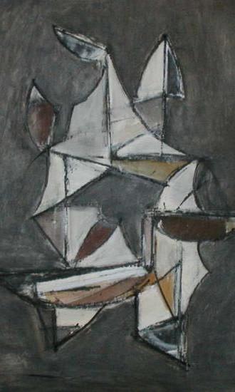 "36"" x 48"" 2002 Oils on canvas"
