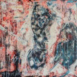 Boudoir. Canvas 80 x 80 cm. Beschikbaar, prijs op aanvraag