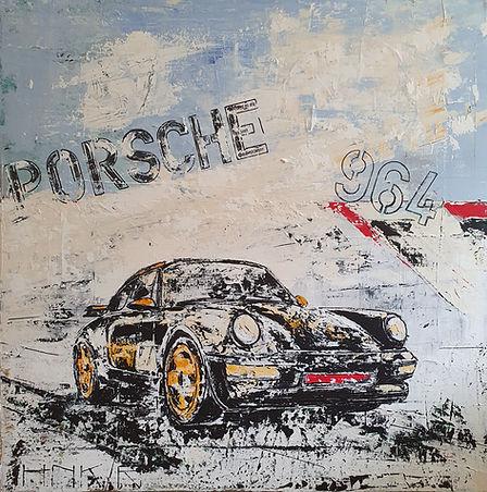 Porsche 964 ATS