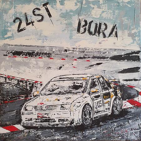 VW Bora.