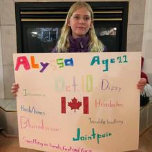 Age 11 - Canada