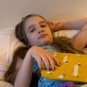 8 Years Old  & 8 Mths of Long Covid With Crippling Pain