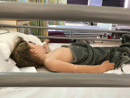 Will Children Get Multiple Organ Damage from Long Lasting Covid Symptoms?