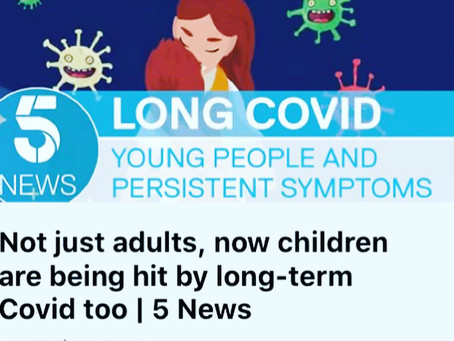 Not Just Adults, Now Children Are Being Hit By Long Term Covid.