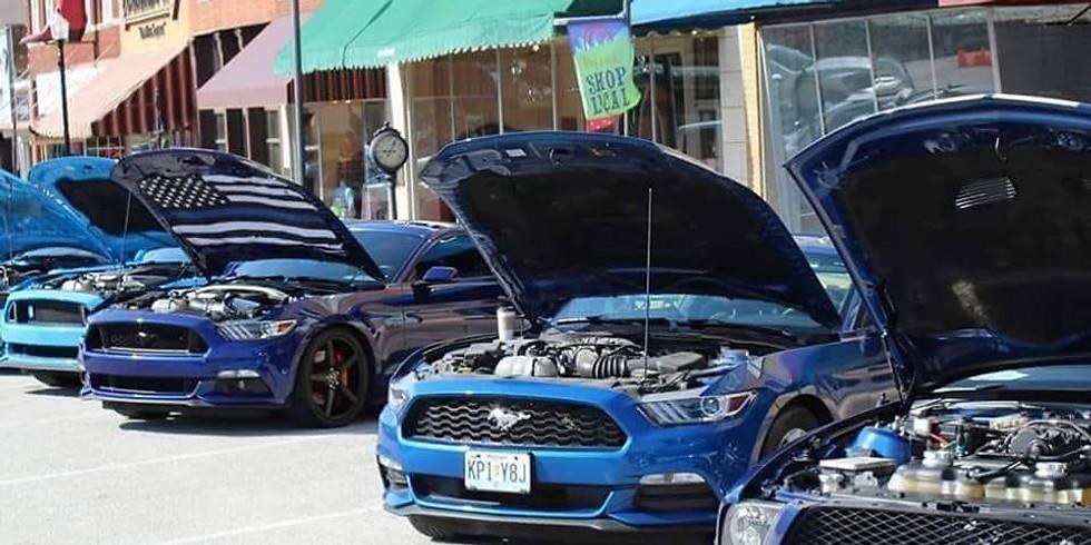 Otwcarshow Camaro Vs Mustangs Cruise In