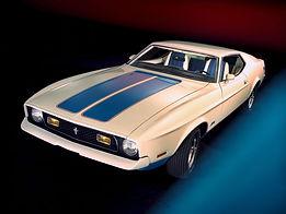 1972 Mustang Sprint edition fastback.jpg