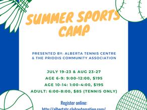 Summer Sports Camp