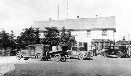 Store and Post Office 1912