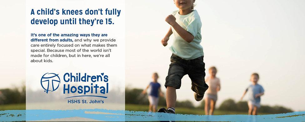 HSHS St. John's Children's Hospital FunFest Ad