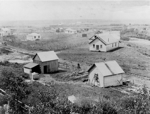 Store and Post Office 1904