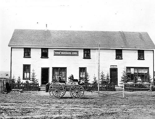 Temperance Hotel 1910