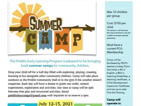 PELP Summer Camp