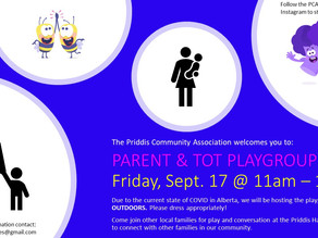 Parent and Tot Playgroup