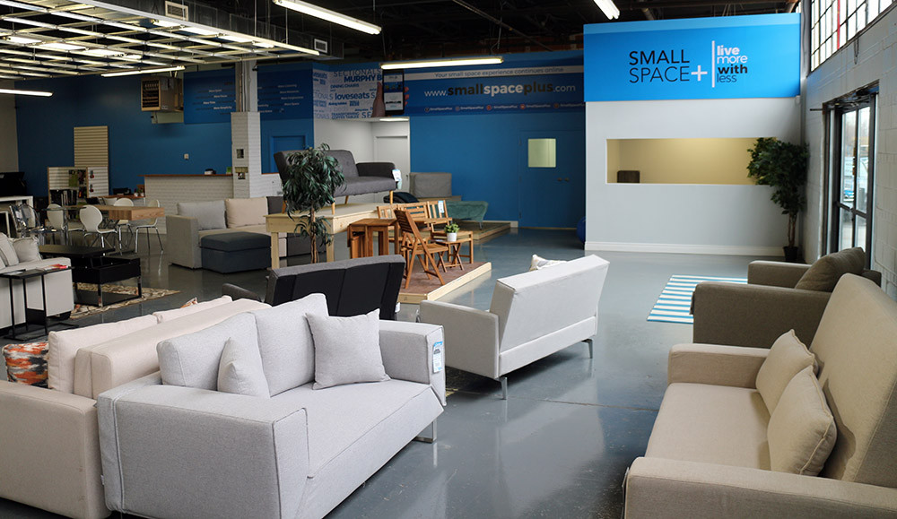 Small Space Plus - Smart Furniture - Toronto