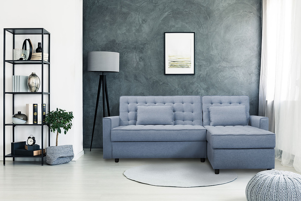 Small Space Sofa bed - Celine sofabed - Small Space Plus Toronto