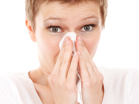 It's that time of year... Flu Season.