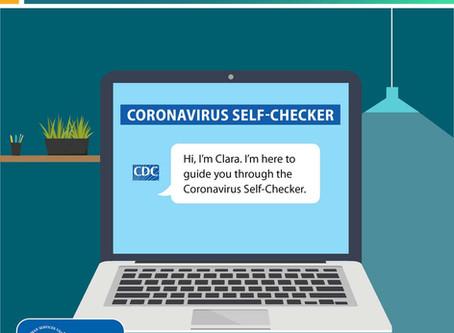 Covid-19: CLARA Symptoms Self-Checker