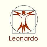 Leonardo Cognac achtergrond logo loodgri