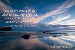 Hope in restoration