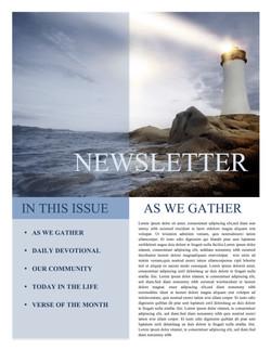 pg 1 Hope Church Newsletter