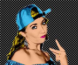 Molly pop art