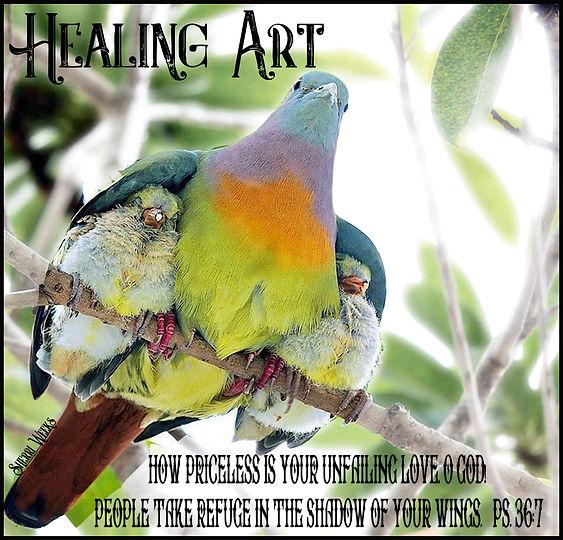 Healing Art Classes-Sherri Weeks