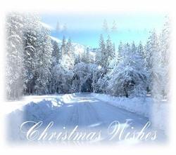 Christmas CD cover