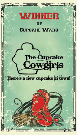 BACK -CUPCAKE WARS TEXT -Cowgirl CC BC R