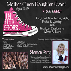 FINAL Mother-Teen Daughter Event AD BLACK 2