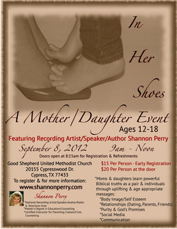 In Her Shoes Flyer for Churches copy
