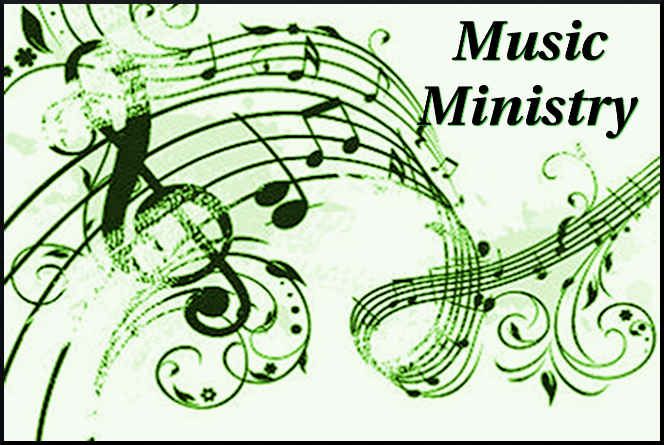 Music Ministry Logo