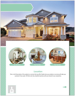 Home Flyer template ready