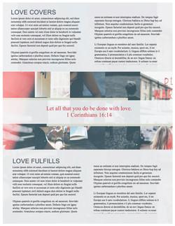 pg 2 Do Everything In Love Church Newsletter