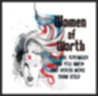 Women Of Worth Conference Logo-Sherri weeks
