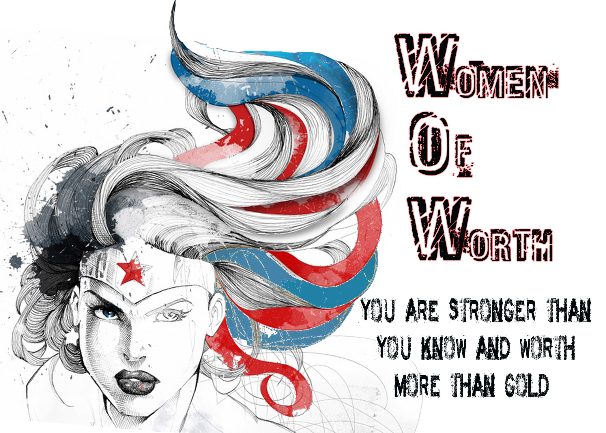 Women of Worth logo 1